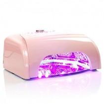 UV/LED 36 W nagellamp Roze