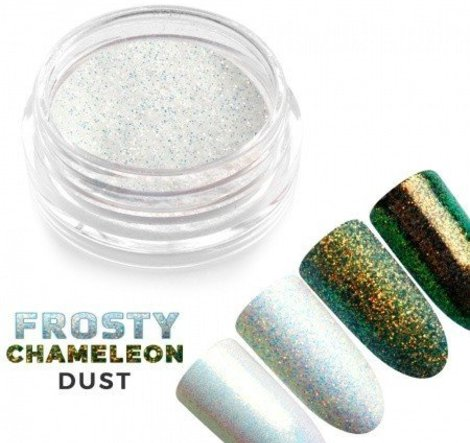 Shiny Dust Glitter Chameleon Frozen