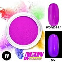 UV Pigment poeder Neon paars