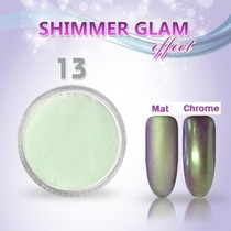 Shimmer Glam Perfect Green