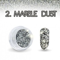 Marble Dust Zwart/Antraciet