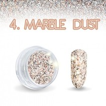 Marble Dust Perzik effect