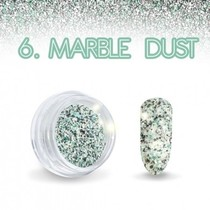 Marble Dust Groen effect
