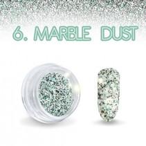 Marble Dust Groen effect