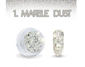 Marble nail art dust (Marmer)