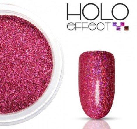 Holo Effect glitters Fuchsia