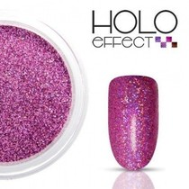 Holo Effect glitters Burgendy
