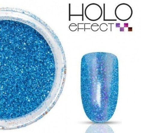 Holo Effect glitters Turquoise