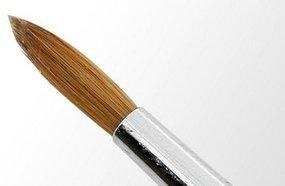 Hoe reinig je kunst nagel penselen?