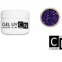 Glitter Colorgel Violet