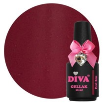 Diva gellak First Kiss 15 ml