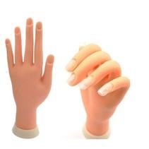 Oefenhand voor nagels