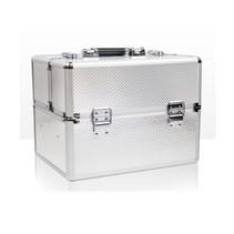 Cosmetica Koffer met opbergvakjes