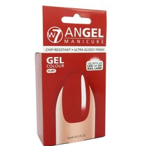 Flirt, W7 Angel manicure  gellak