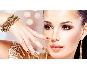 Make-up : E. 1,-