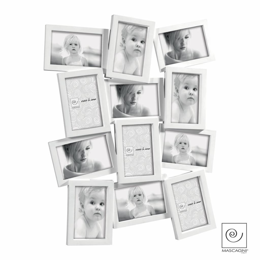 Mascagni A480 collagelijst wit