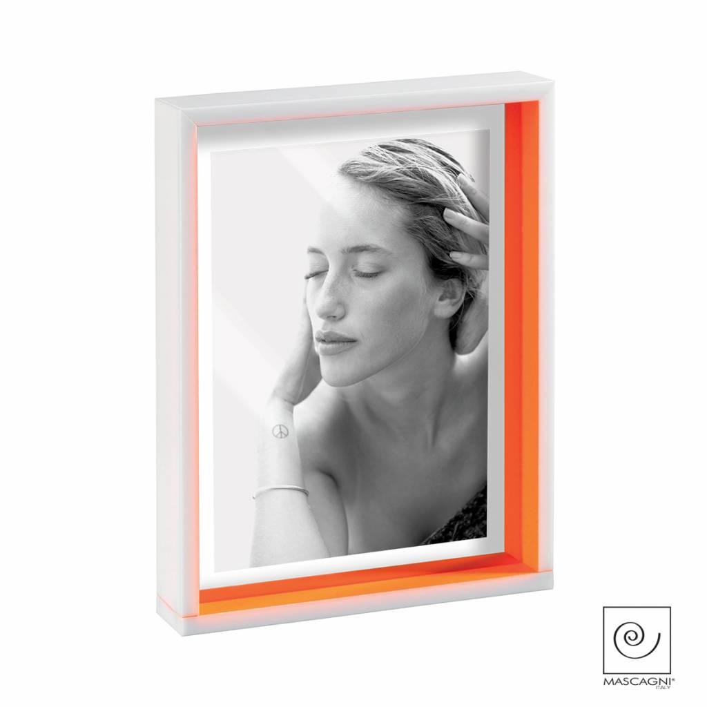 Mascagni A662 Acrylaat fotolijst oranje