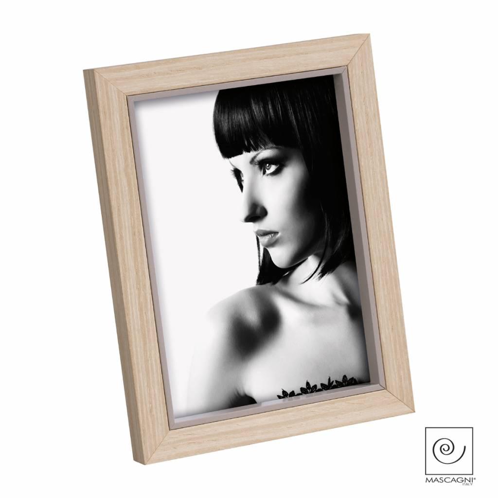 Mascagni A372 houten fotolijst taupe
