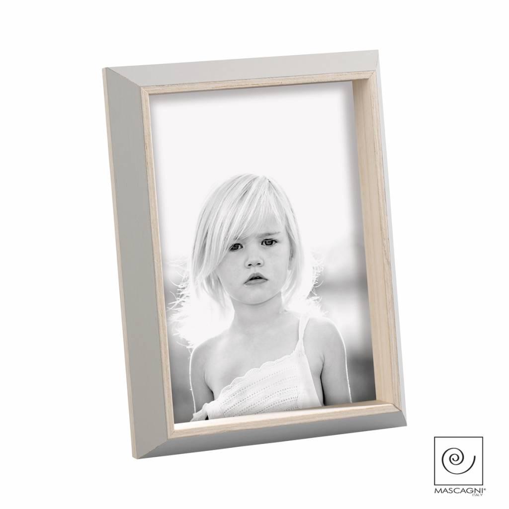 Mascagni A544 houten fotolijst grijs