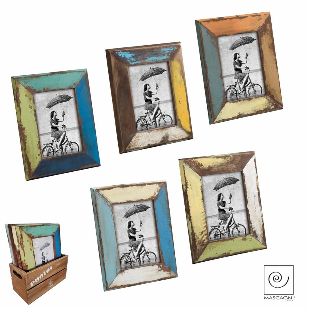 Mascagni A614 set houten fotolijsten