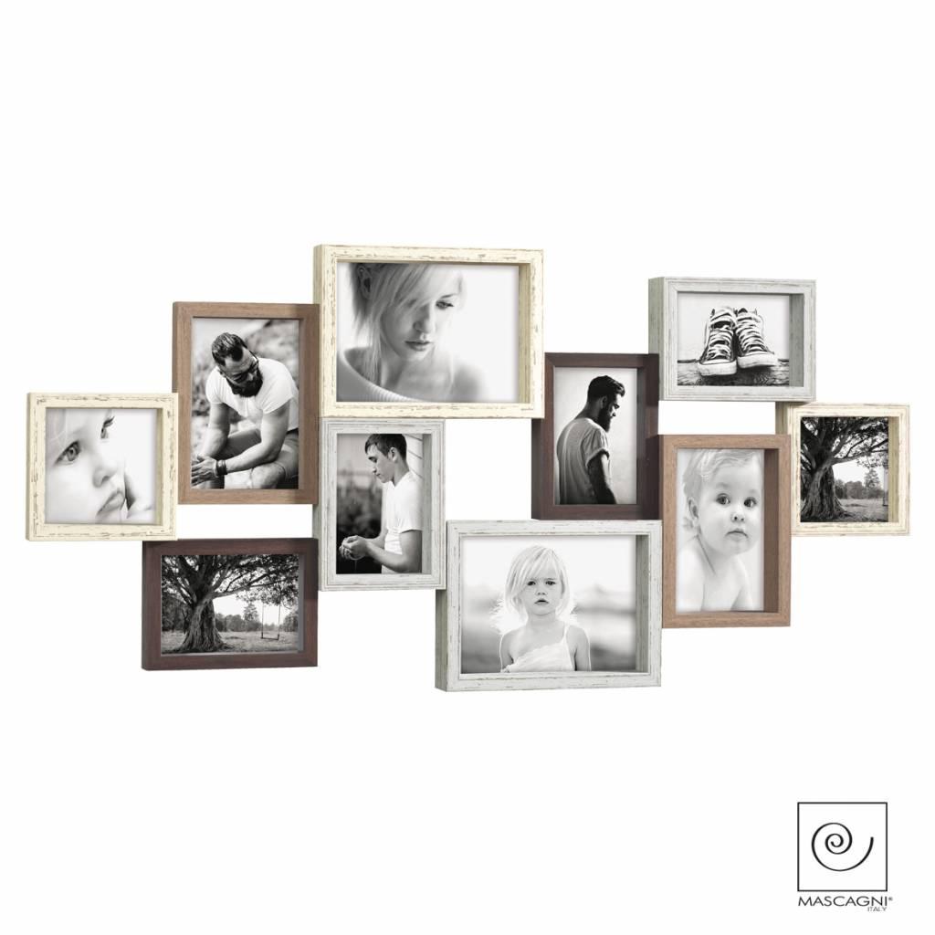 Mascagni A750 kunststof collagelijst