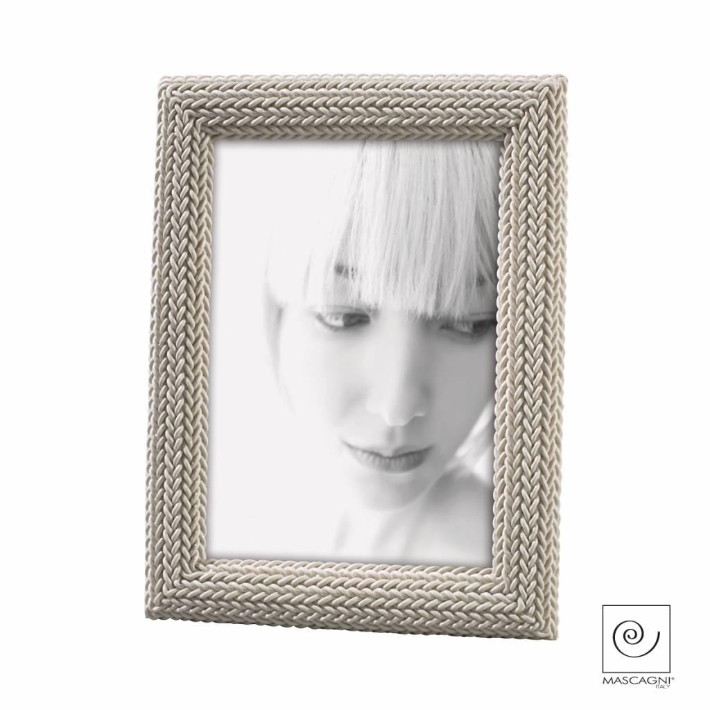 Mascagni A110 kunsthars fotolijst taupe