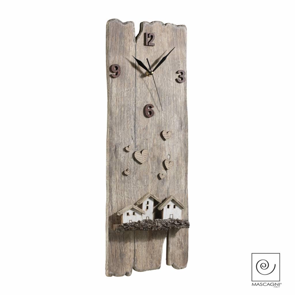 Mascagni A805 houten klok