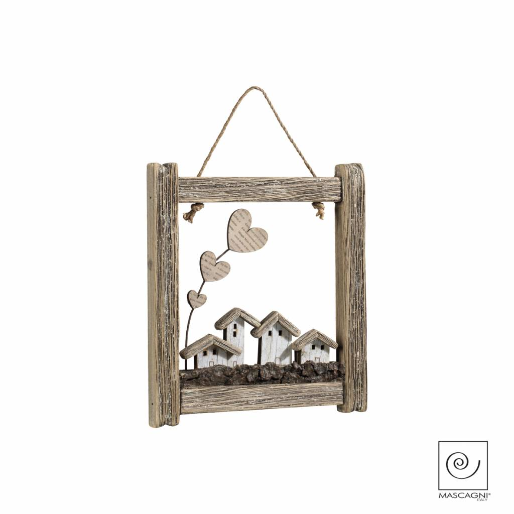 Mascagni A808 houten decoratie