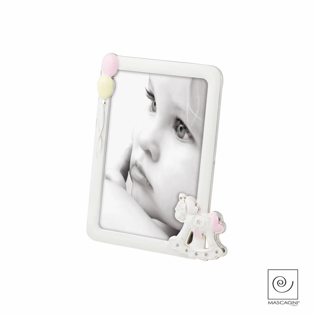 Mascagni A779 zilveren fotolijst
