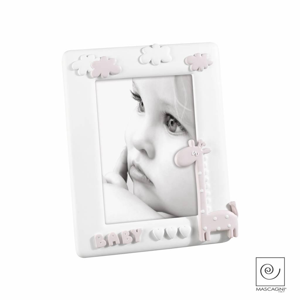 Mascagni A810 kunsthars fotolijst roze