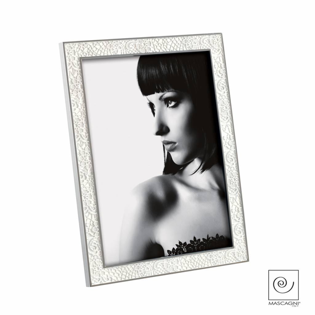 Mascagni A418 zilveren fotolijst