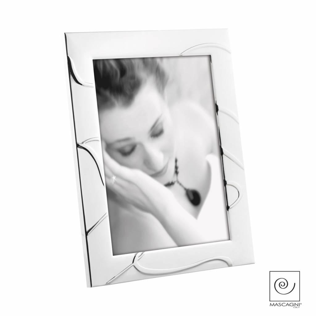 Mascagni A504 zilveren fotolijst