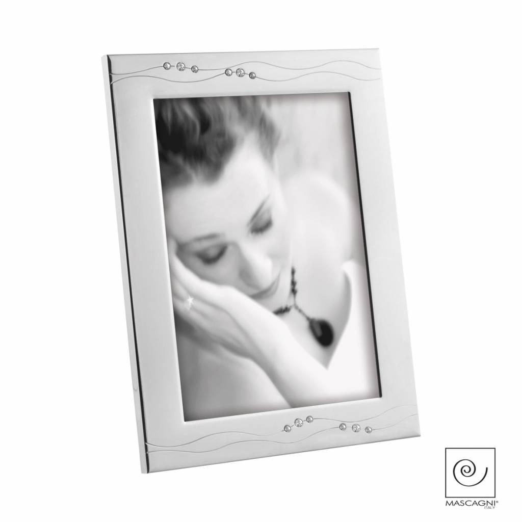 Mascagni A505 zilveren fotolijst