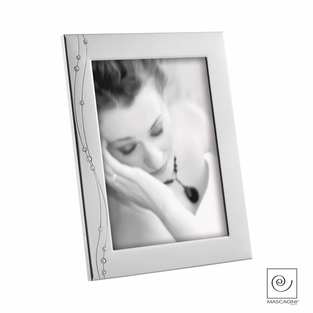 Mascagni A506 zilveren fotolijst