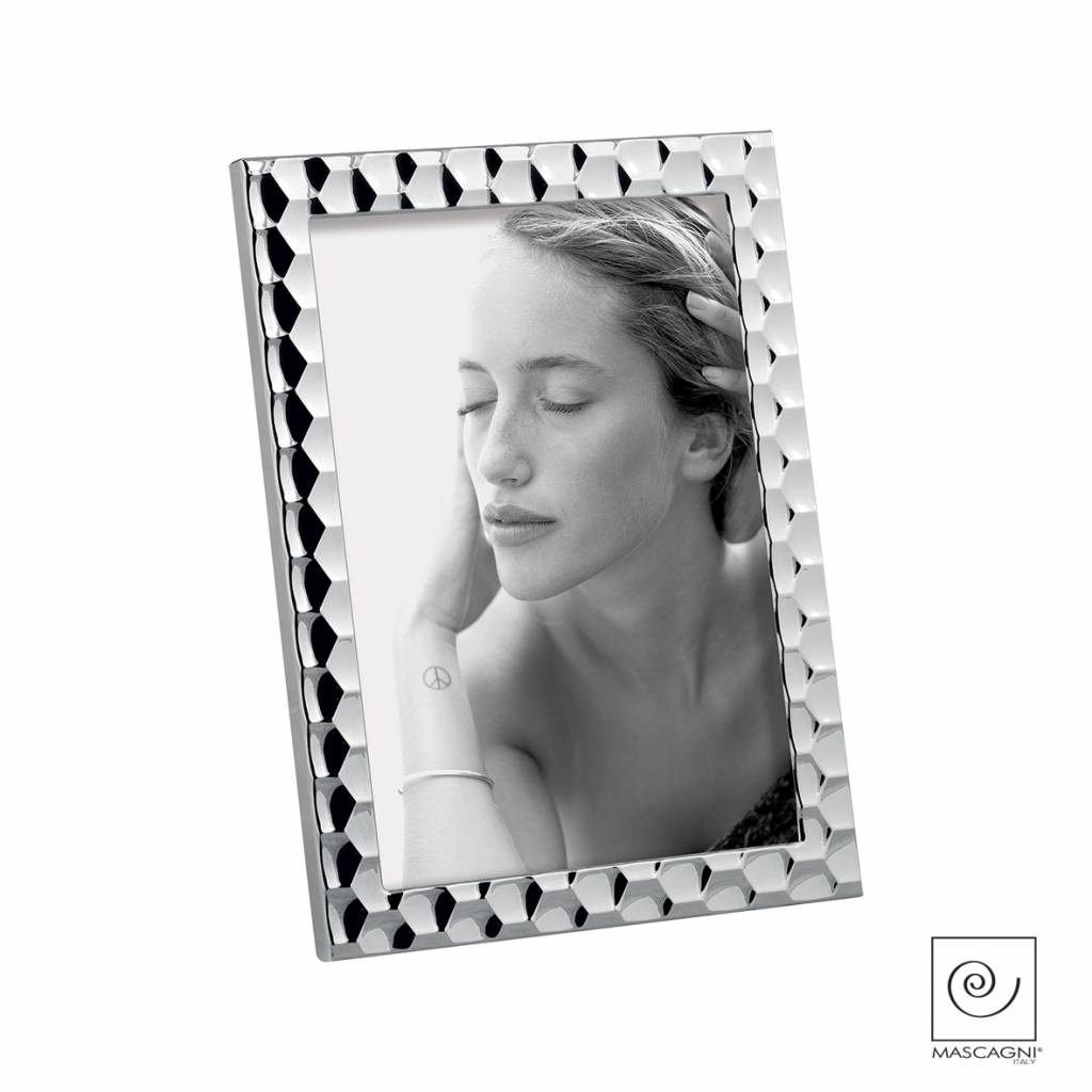 Mascagni A676 zilveren fotolijst