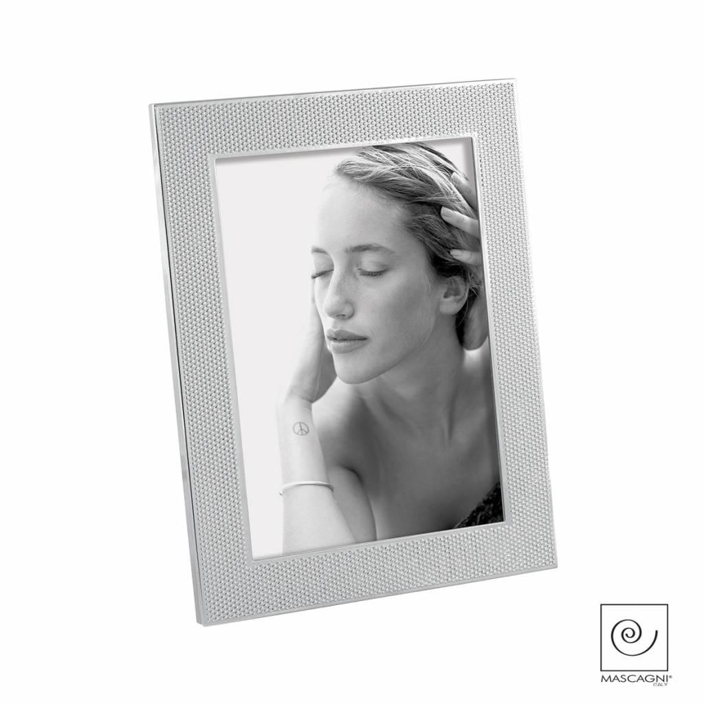 Mascagni A678 zilveren fotolijst