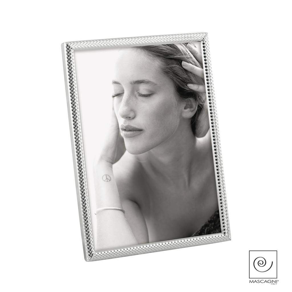 Mascagni A753 zilveren fotolijst