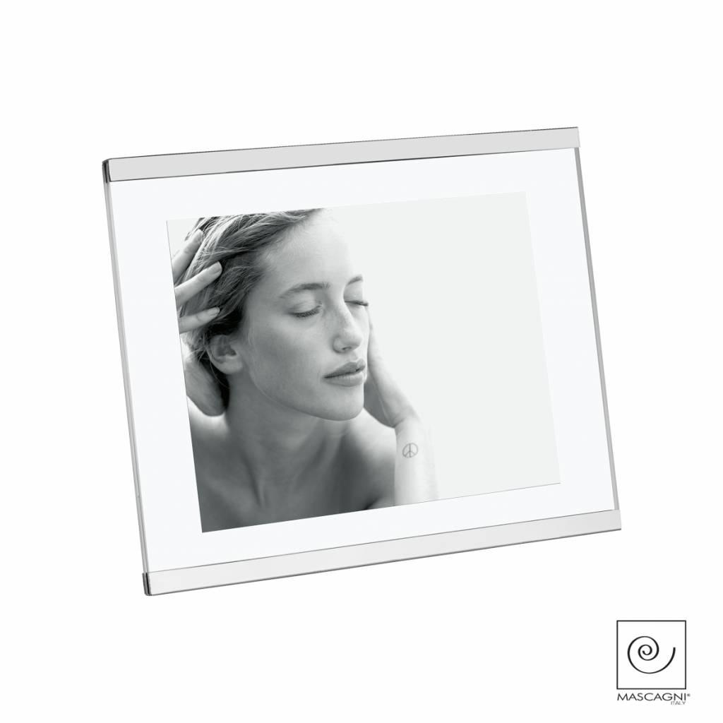 Mascagni A812 zilveren fotolijst