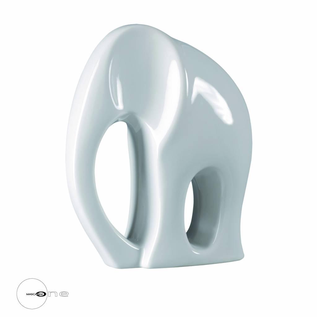 Mascagni One O260 keramische olifant wit