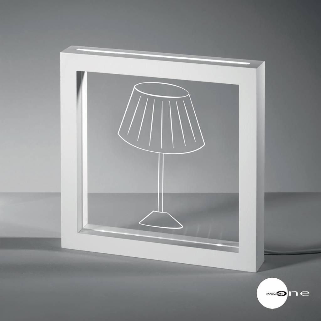 Mascagni One LAMP mdf led-paneel