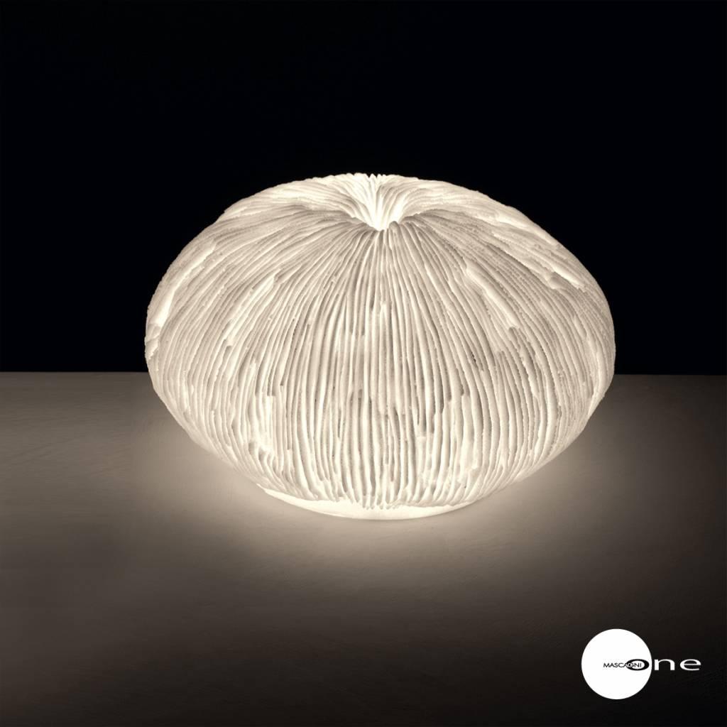 Mascagni One O1315 zandstenen tafellamp