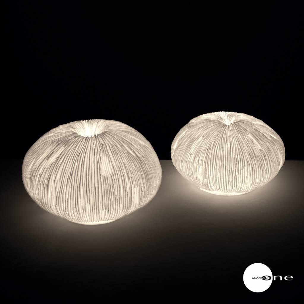 Mascagni One O1316 zandstenen tafellamp