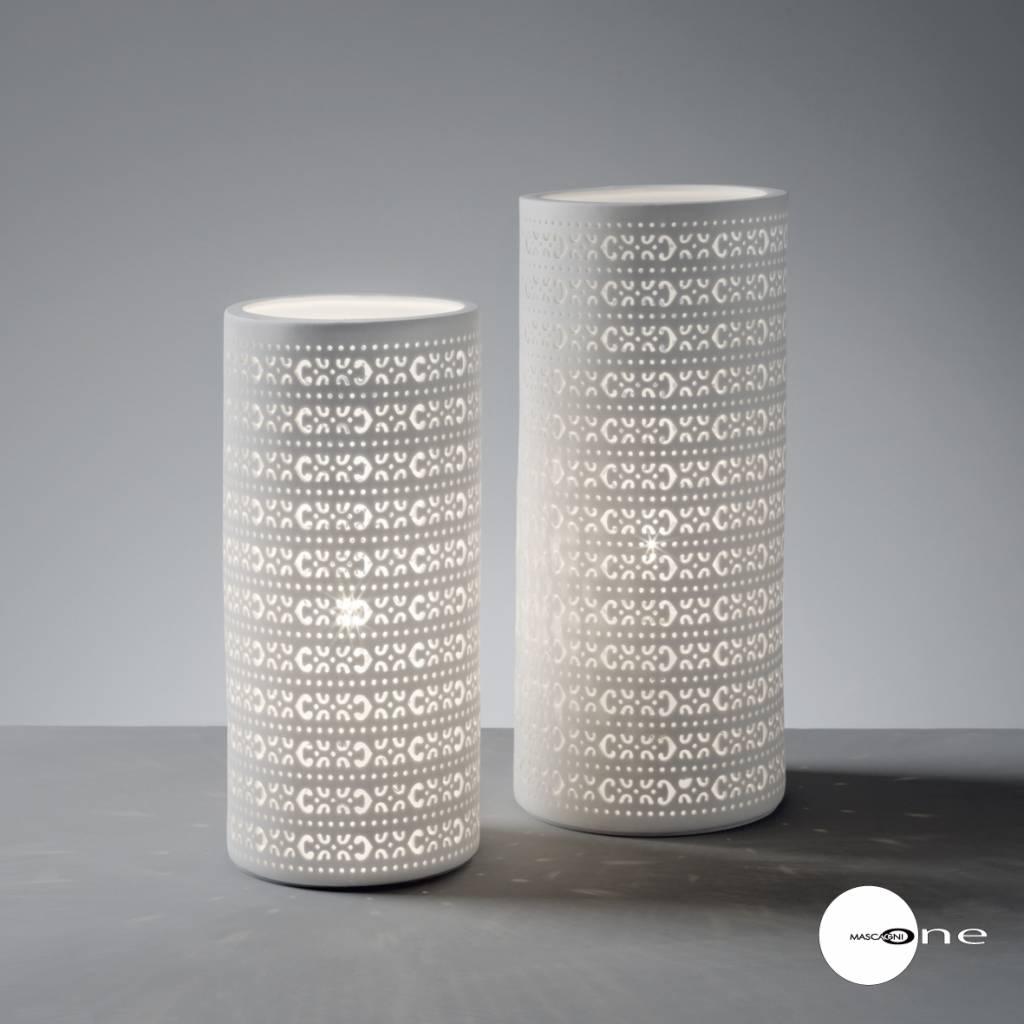 Mascagni One O1326 porseleinen tafellamp