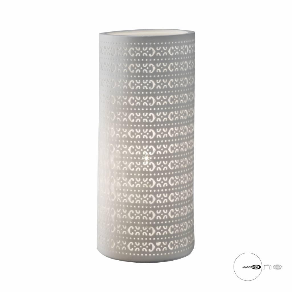 Mascagni One O1327 porseleinen tafellamp