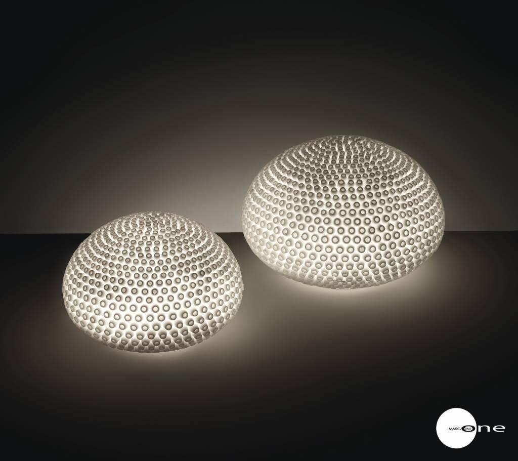 Mascagni One O1351 zandstenen tafellamp