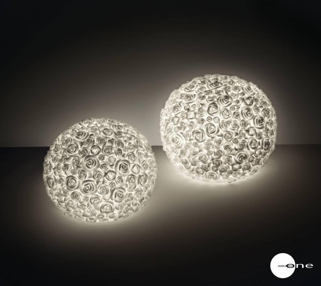 Mascagni One O1353 zandstenen tafellamp