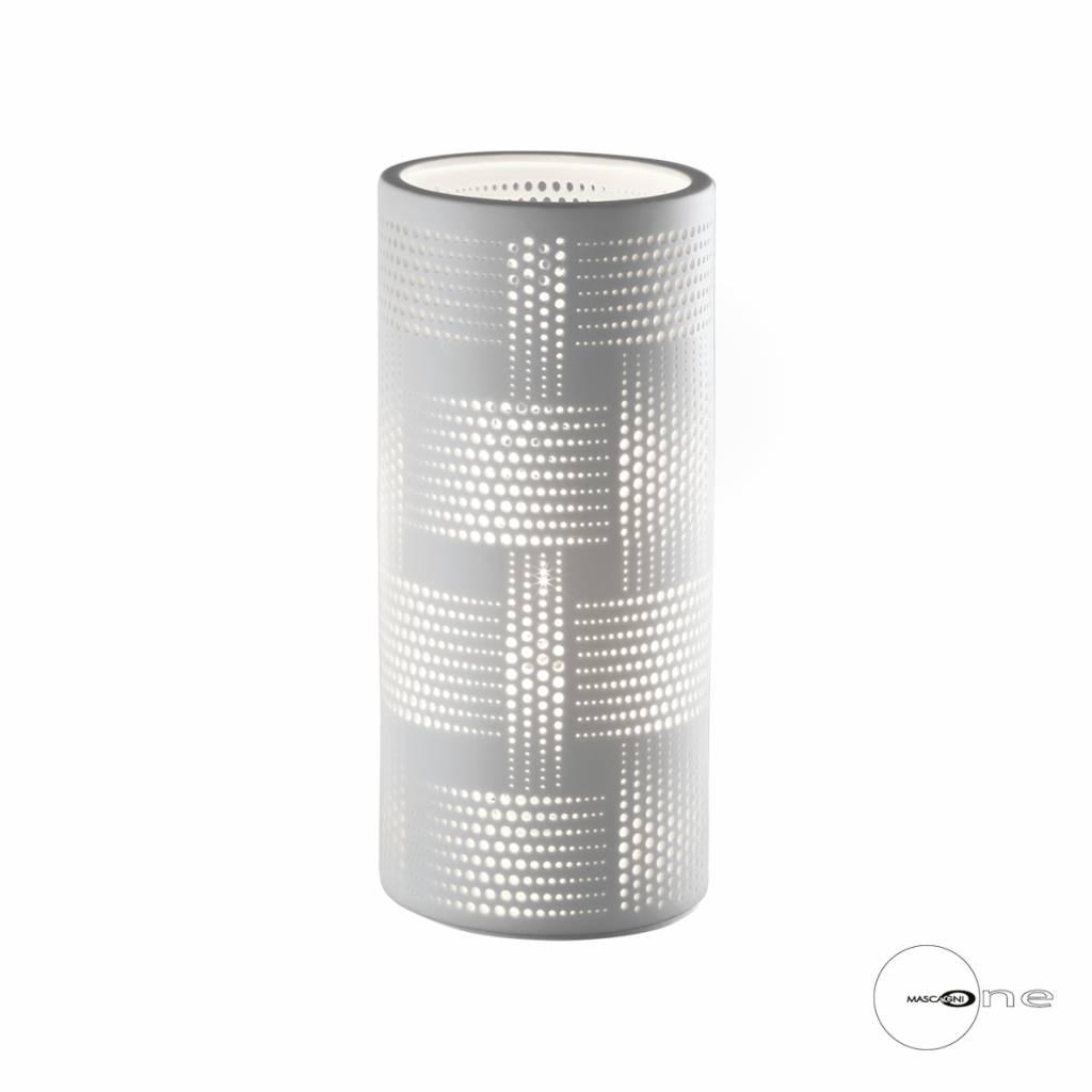 Mascagni One O1396 porseleinen tafellamp