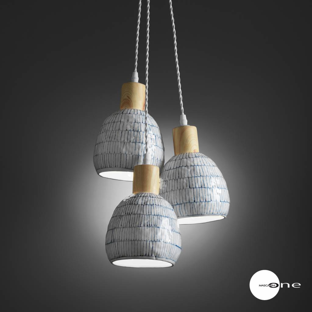 Mascagni One O1400 porseleinen plafondlamp