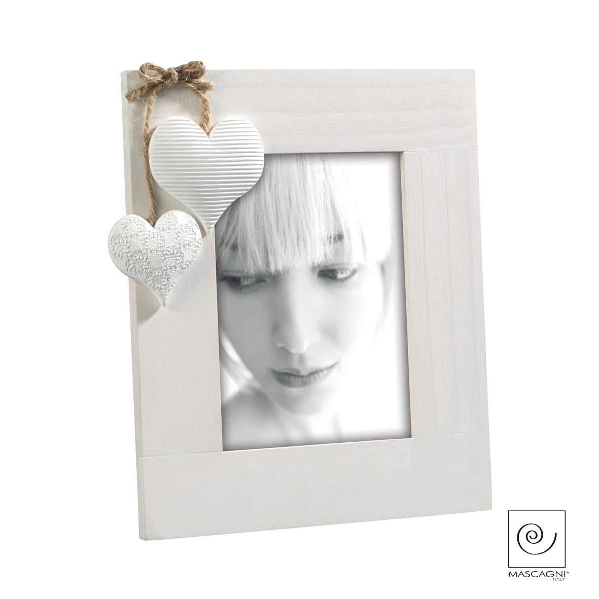Art Mascagni A100 PHOTO FRAME 13X18 - COL.WHITE