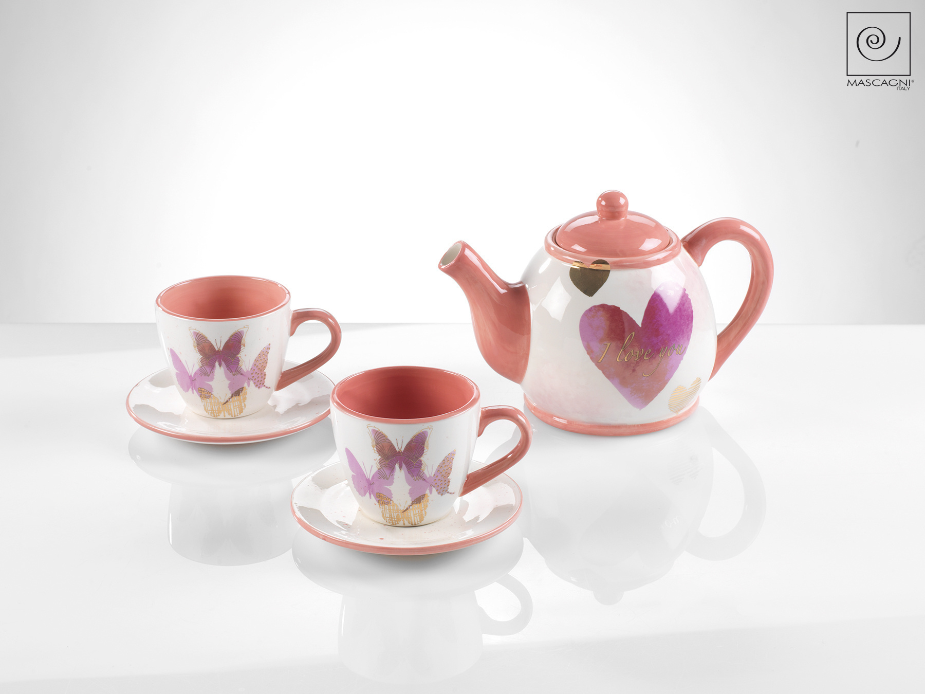 Art Mascagni A1019 SET 2 CUPS